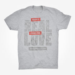 'Keep It Real' Tee