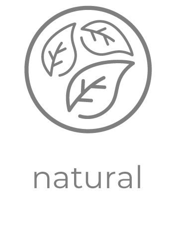 Natural icon - Product Page