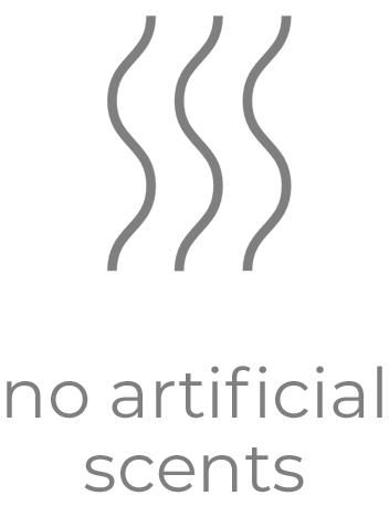 No Artificial fragrance icon - Product Page