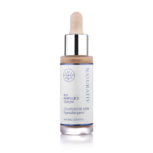 Eco Ampule 3 Serum - Couperose Skin
