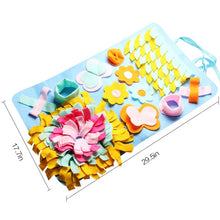 Load image into Gallery viewer, Floral Frenzy Snuffle Mat