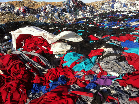 Rhetorical Factory Addresses Textile Waste