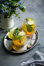 Minty Fresh Iced Tea Recipe