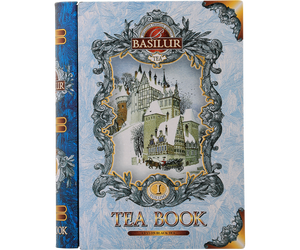 Tea Book Volume I (Blue)