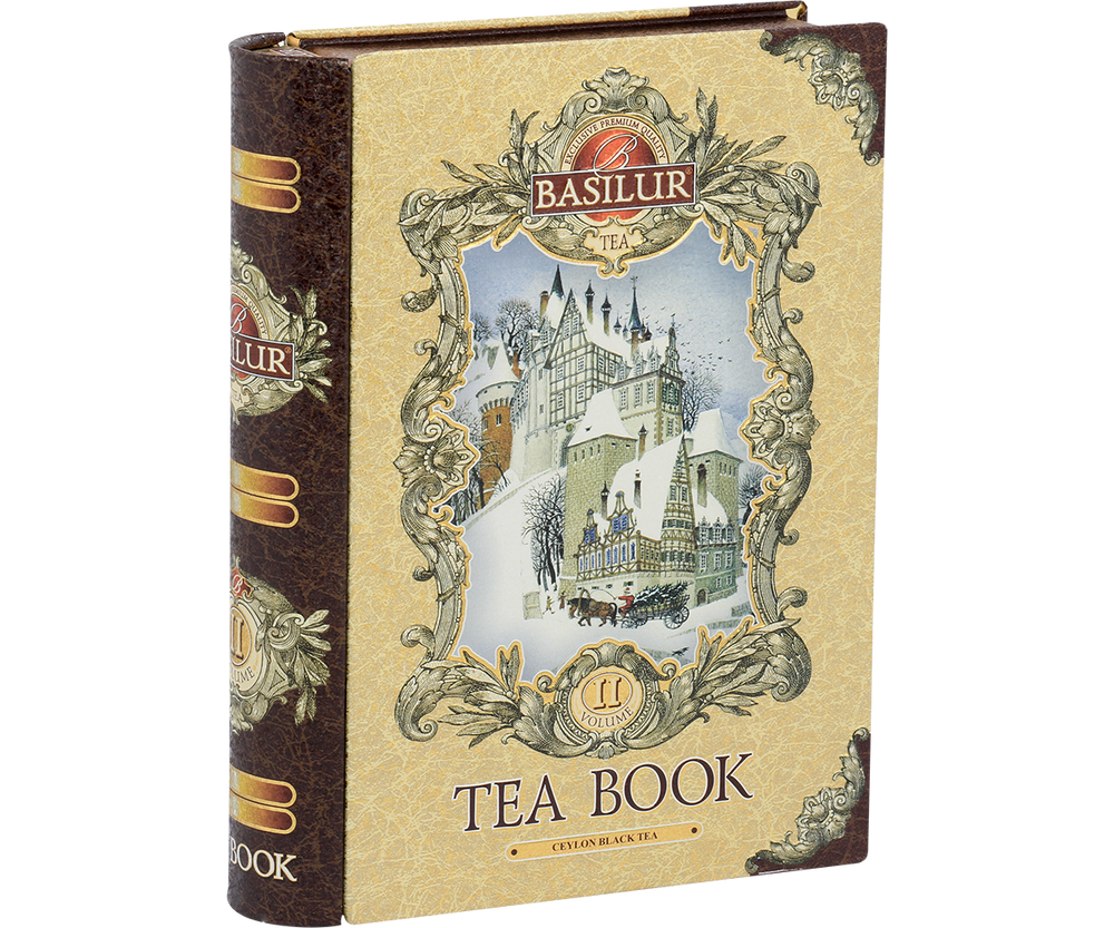 Tea Book Volume II(Gold)