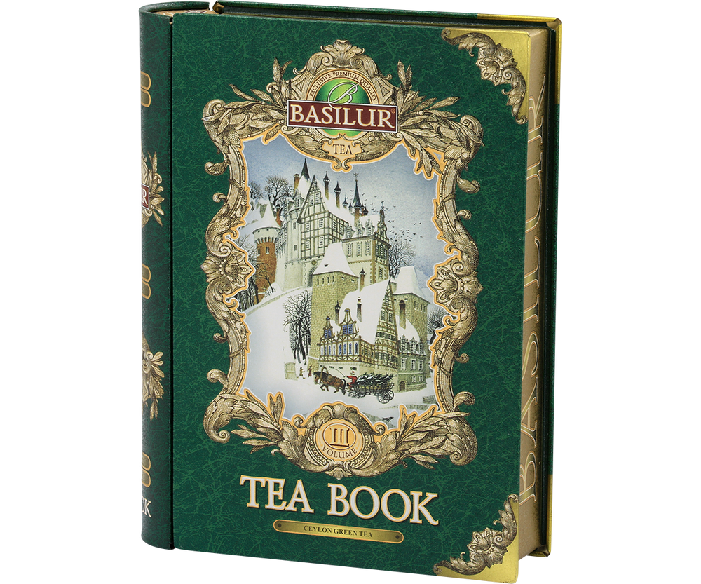 Tea Book Volume III(Green)