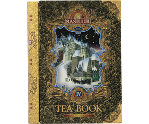 Tea Book Volume IV(Black)