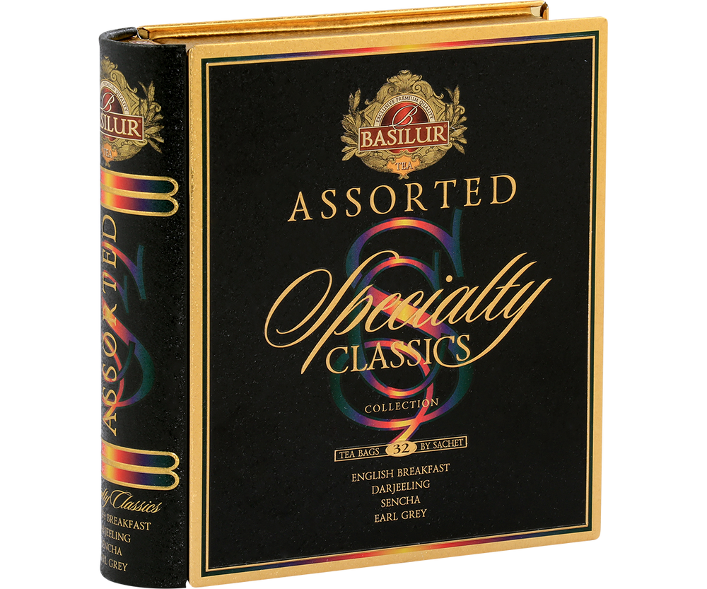 Specialty Classic Tin
