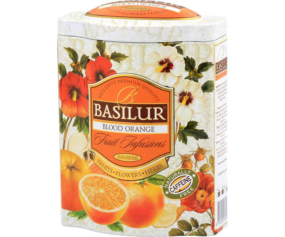 Fruit Infusions Blood Orange Tea - 100g