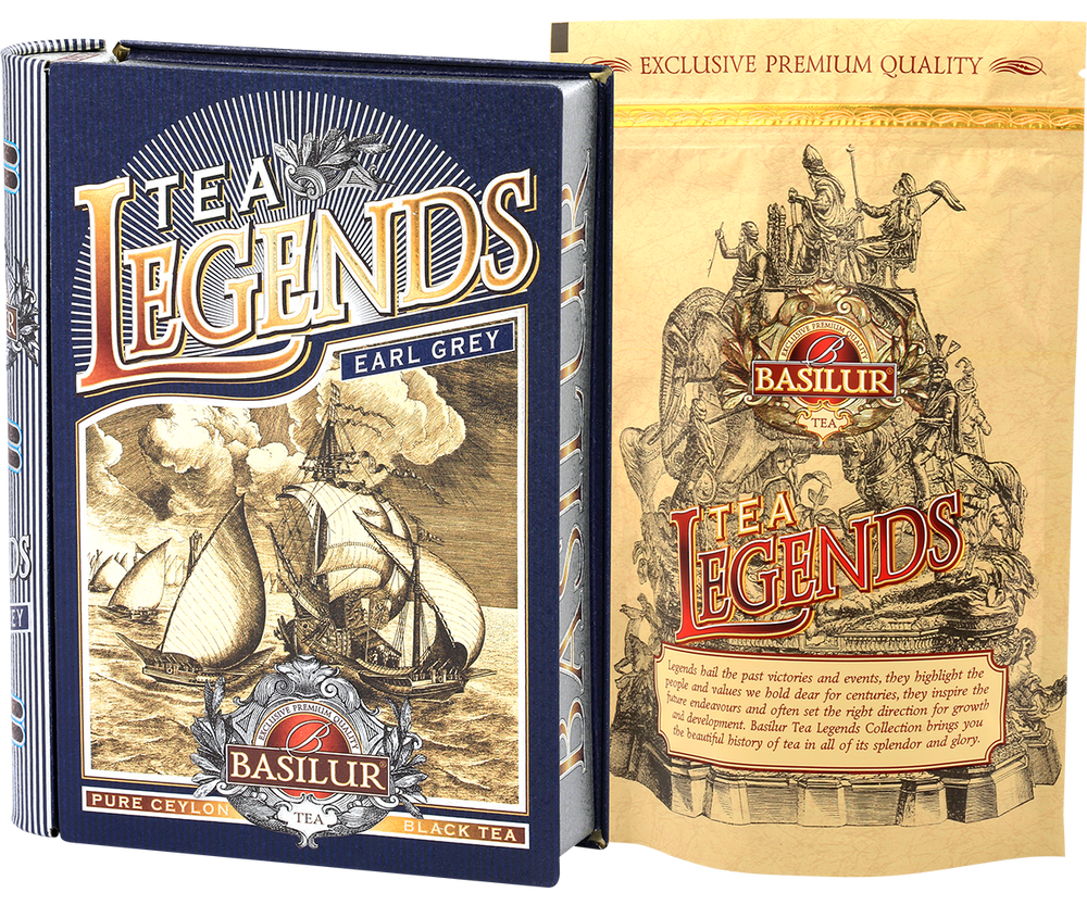 Tea Legends -Earl Grey