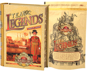 Tea Legends - Tower Of London
