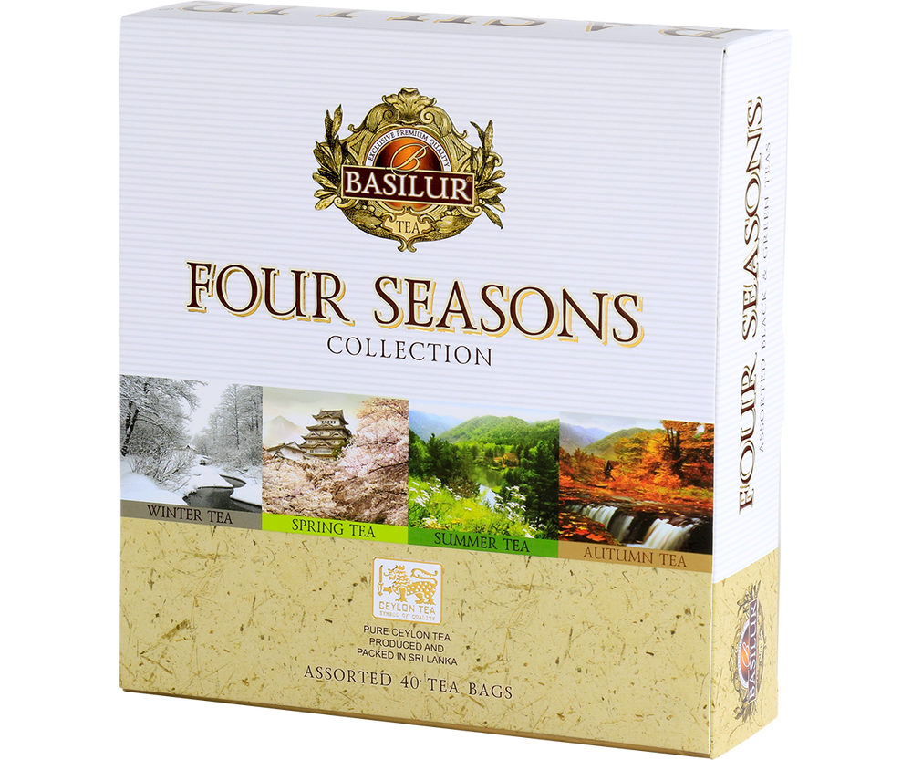 Assorted Four Seasons  - 40 Envelopes