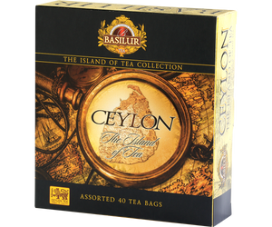 Assorted Island of Tea