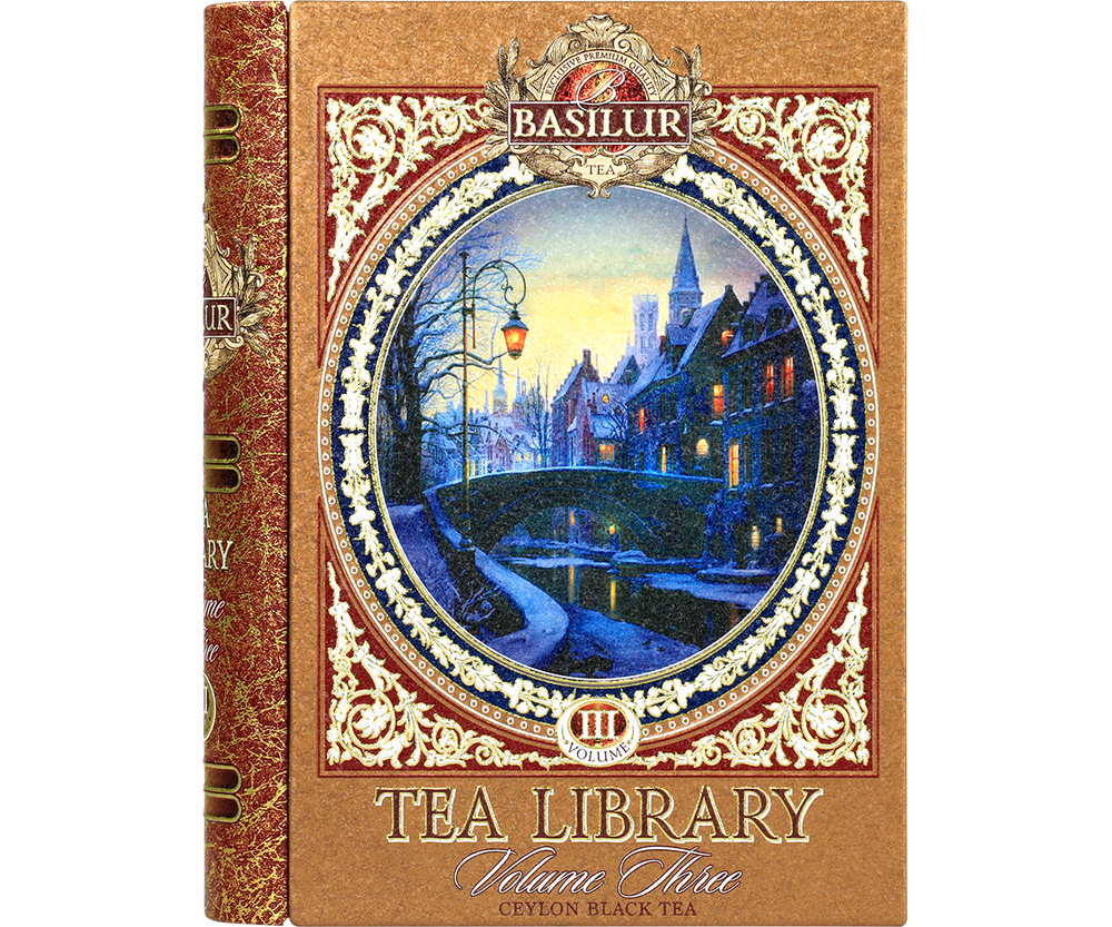 Tea Library - Volume Three