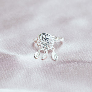 Dreamcatcher Ring - timesreel