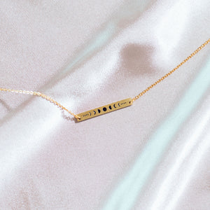 Moony Necklace - timesreel