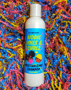 Kiddie Koils and Curlz Moisturizing Shampoo