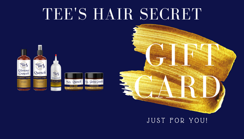 Tee's Hair Secret Gift Card - Tees Hair Secret