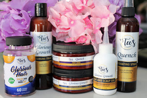 Glorious Hair Mega Set - Tees Hair Secret