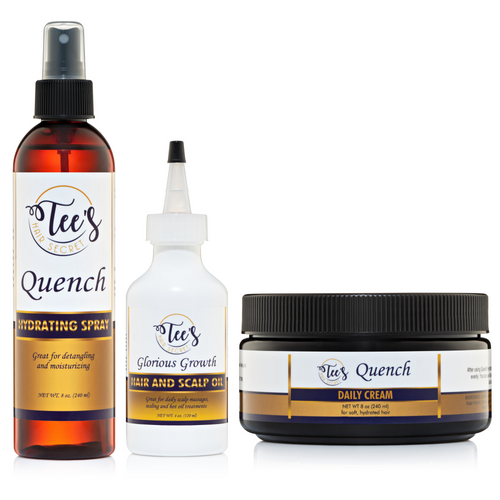 Quench L.O.C Set - Tee's Hair Secret