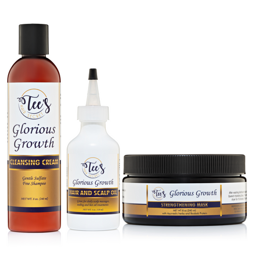 Glorious Strength Set - Tee's Hair Secret