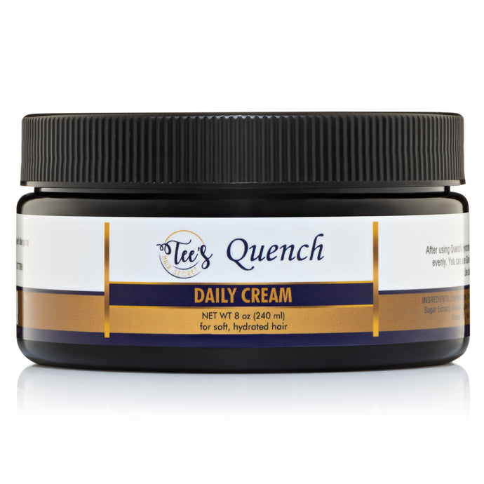 Quench Daily Cream - Tees Hair Secret