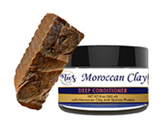 Moroccan Clay Conditioning Set