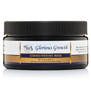 Glorious Growth Strengthening Mask - Tees Hair Secret