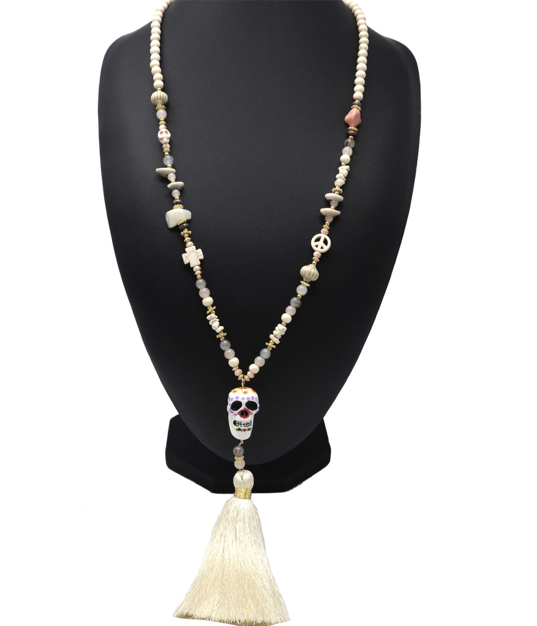 collier mexicain femme