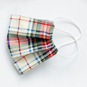 Tartan Plaid - Optional Monogram