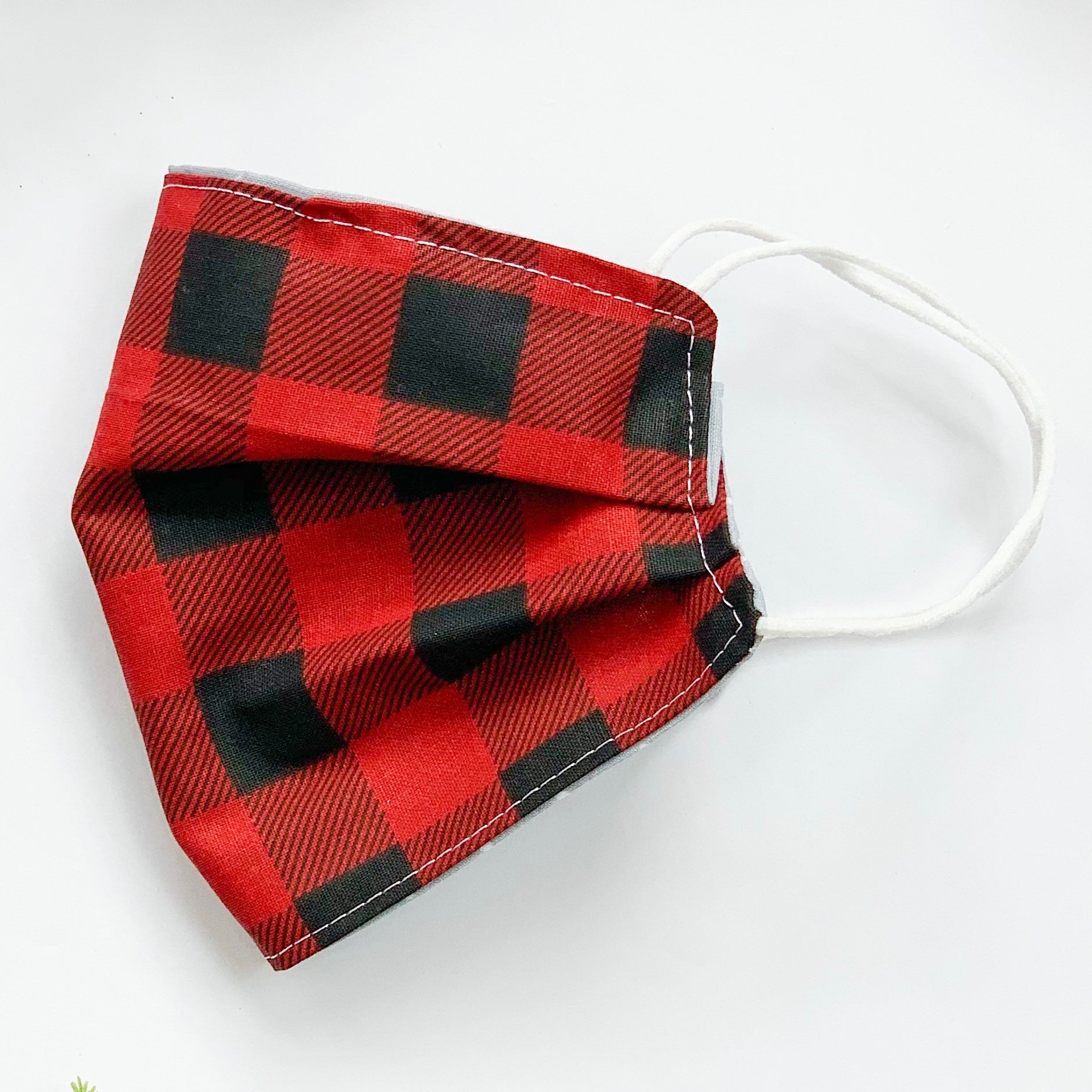 Buffalo Plaid - Optional Monogram