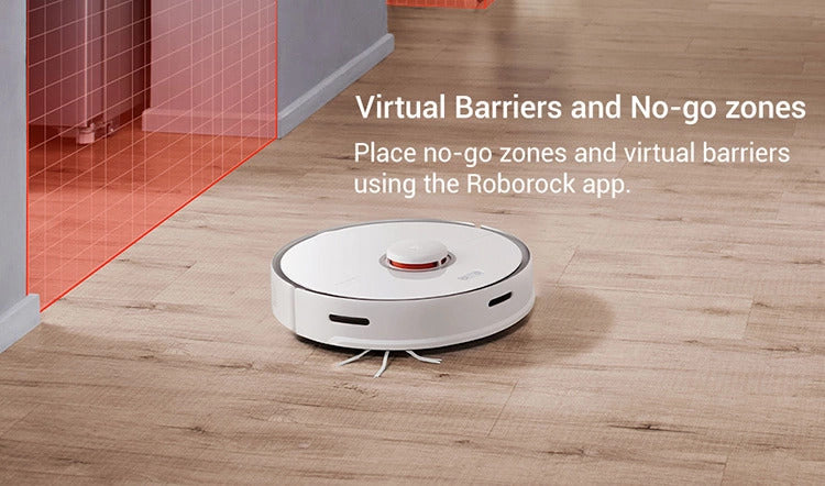 RoboRock S5 Max Virtual Barrier