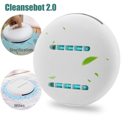 CleanseBot - 3 in 1 UV-C Robotic Sanitizer and Sterilizer - RobotCompany