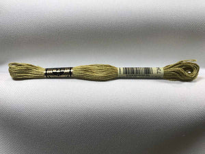 DMC 734 - Six Strand Embroidery Floss