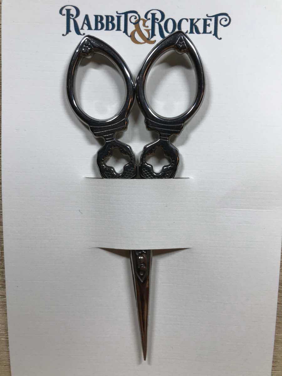 Embroidery Scissors - Vintage Style