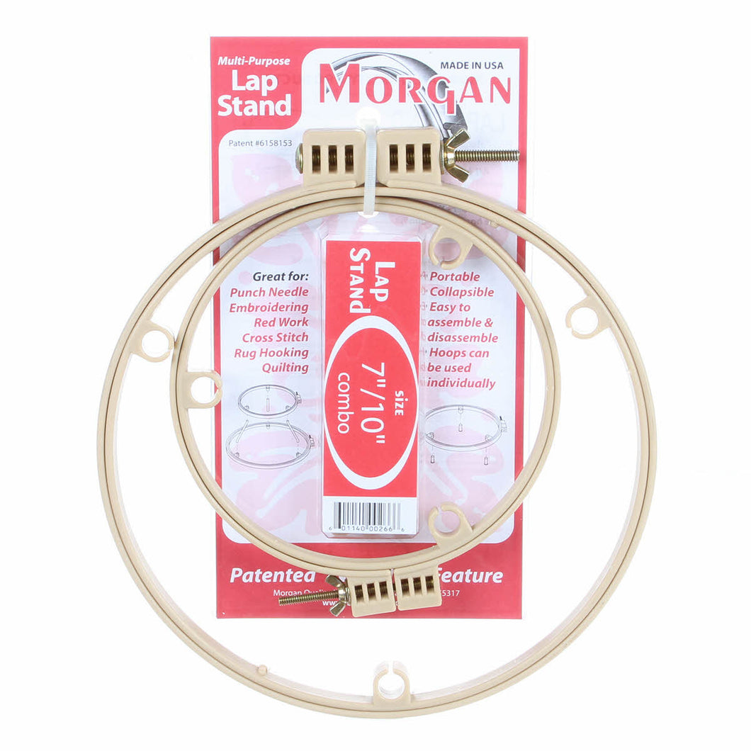 Morgan Lap Stand | 7- and 10-inch Hoops