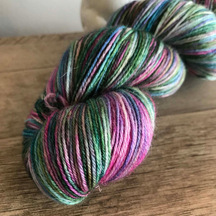 Calyis Designs BFL Yarn | Dolley Madison
