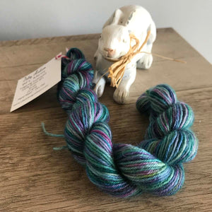 Calyis Designs BFL Yarn | Dolley Madison MINI