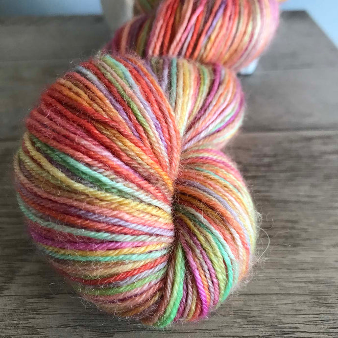 Calyis Designs BFL Yarn | Eleanor Roosevelt