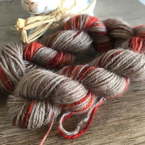 Calyis Designs BFL Yarn | Grace Coolidge MINI