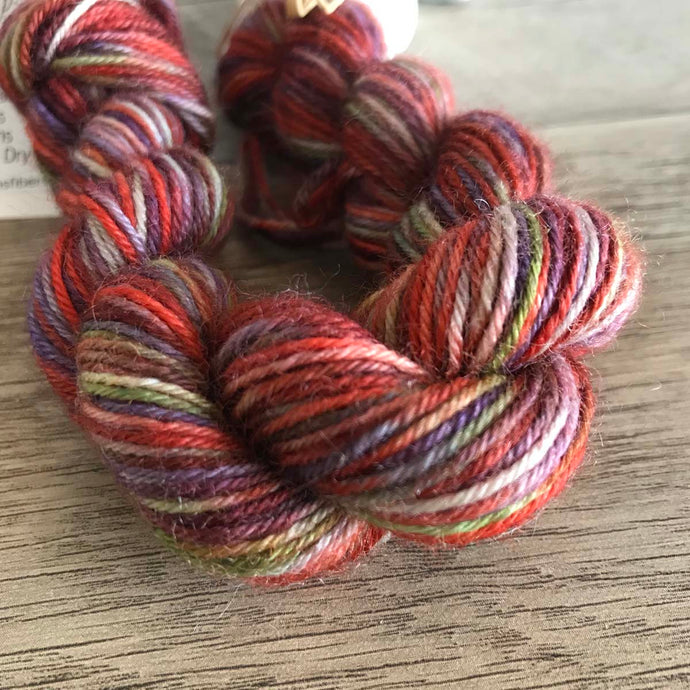 Calyis Designs BFL Yarn | Jane Pierce