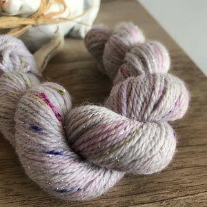 Calyis Designs Sparkle Yarn | Mamie Eisenhower MINI