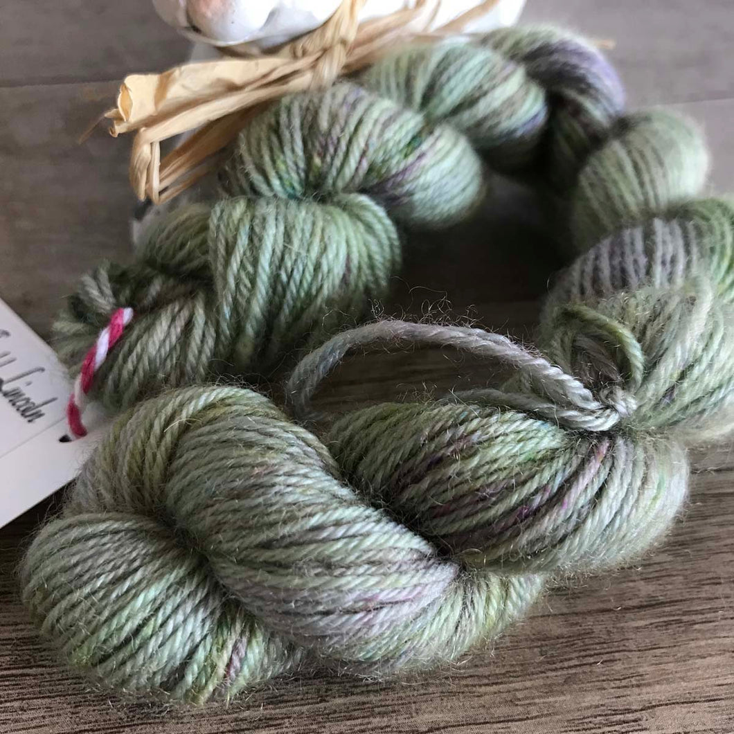 Calyis Designs BFL Yarn | Mary Todd Lincoln MINI
