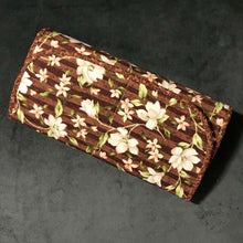Load image into Gallery viewer, Andrea Verley Floral Armrest Pin Cushion / Notions Bag