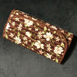 Andrea Verley Floral Armrest Pin Cushion / Notions Bag