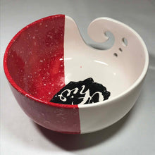 Load image into Gallery viewer, Hand-Painted Knitting Bowl - Celebrate Ohio
