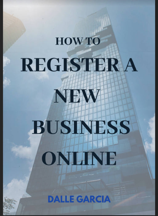 How to Register a New Business Online