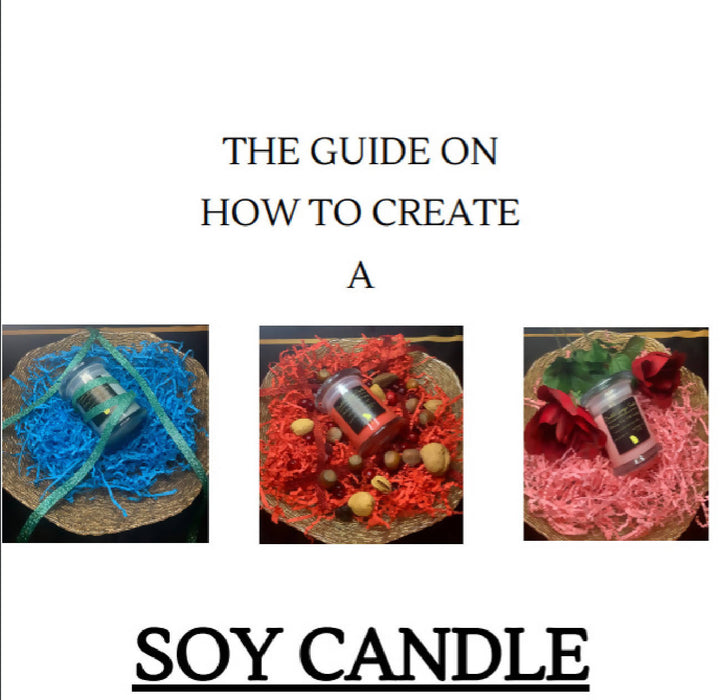 The Guide on How to Create a Soy Candle