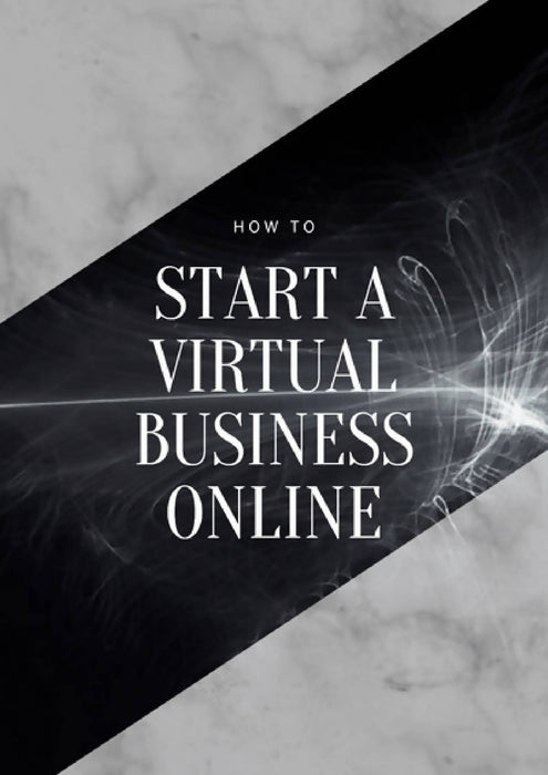 How to Start a Virtual Business