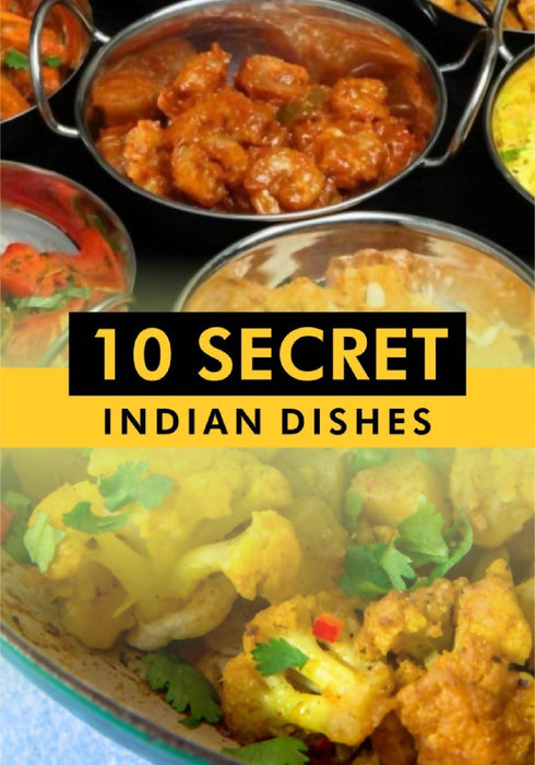 10 Bomb Indian Dishes